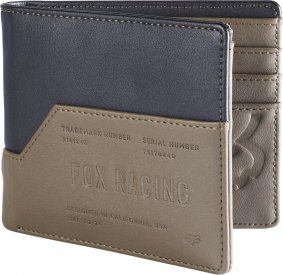 Peněženka - FOX The Corner Wallet 2019 - Black