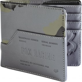 Peněženka - FOX The Corner Wallet 2019 - Camo