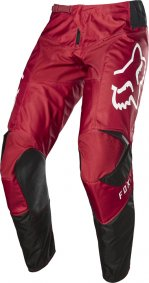 Kalhoty - FOX 180 Prix Pant 2020 - Flame Red