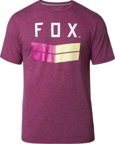 Triko - FOX Frontier Ss Tech Tee 2020 - Heather Purple