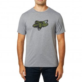 Triko - FOX Predator Ss Tech Tee 2019 - Heather Graphite