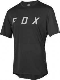Dres - FOX Ranger Ss Fox Jersey 2020 - Black/Grey
