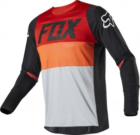 Dres - FOX 360 Bann Jersey 2020 - Light Grey