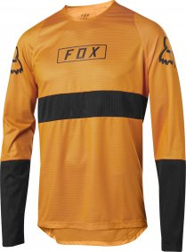 Dres - FOX Defend Ls Fox Jersey 2019 - Atomic O...