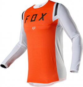 Dres - FOX Flexair Howk Jersey 2020 -  Fluo Orange