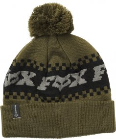 Kulich - FOX Overkill Beanie 2019 - Olive Green