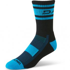 Ponožky - DAKINE Step Up Sock 2020 - Black/Cyan