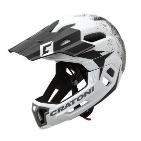 Přilba - CRATONI C-Maniac 2.0 MX 2020 - White/Black Matt