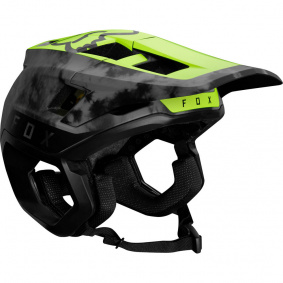 Přilba MTB - FOX Dropframe Pro Helmet 2020 - Day Glow Yellow