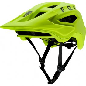 Přilba MTB - FOX Speedframe Helmet 2020 - Fluo Yellow
