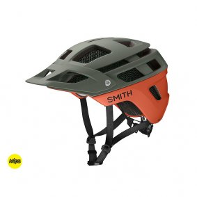 Přilba MTB - SMITH ForeFront 2 MIPS 2020 - Matte Sage/Red Rock