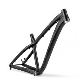 Rám MTB - DARTMOOR Hornet 2020 - Matt Black/Grey