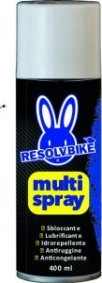 Mazivo - RESOLVBIKE R7 Multisprey - 400 ml