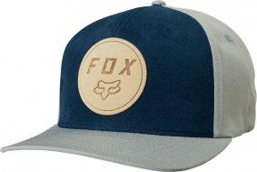 Čepice - FOX Resolved Flexfit 2018 - šedá 1391efcbaa