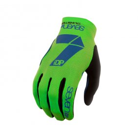 Rukavice - 7IDP Transition 2017 - Lime