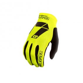 Rukavice - 7IDP Transition 2017 - žlutá