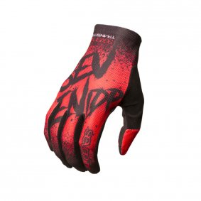 Rukavice - 7IDP Transition 2018 - Gradient Red/Black