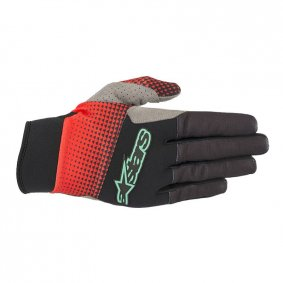 Rukavice - ALPINESTARS Cascade Pro 2019 - black/red teal