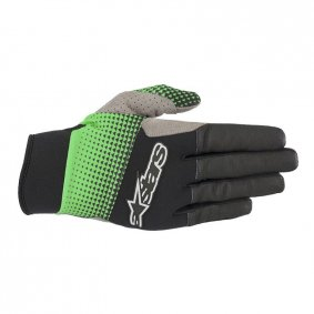 Rukavice - ALPINESTARS Cascade Pro 2019 - black/summer green