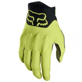 Rukavice - FOX Defend D3O Glove 2020 - Sulphur