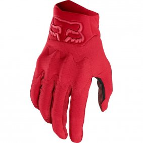 Rukavice - FOX Defend D3O Glove 2019 - Cardinal