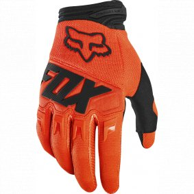 Rukavice - FOX Dirtpaw 2020 - Fluo Orange
