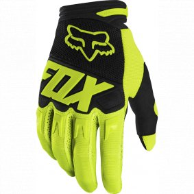 Rukavice - FOX Dirtpaw 2020 - Fluo Yellow