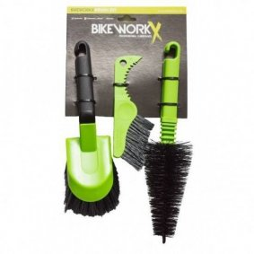 Sada kartáčů - BIKEWORKX Brush Kit