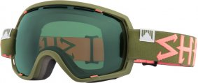Zimní brýle - SHRED Stupefy - Trooper Military Green OS
