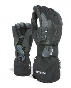 Zimní rukavice - LEVEL Super Pipe Gore-Tex - černá f04790d447