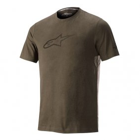 Triko - ALPINESTARS Ageless V2 Tech Tee 2019 - Grapeleaf