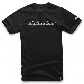 Triko - ALPINESTARS Wordmark Tee 2019 - Black
