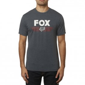 Triko - FOX Aviator Ss Tech Tee 2019 - Heater Deep Cobalt