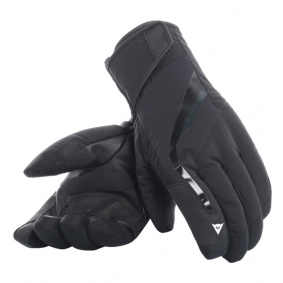 Zimní rukavice - DAINESE HP2 Gloves - Black